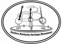 Logo of Eastern Kentucky Heritage Monument.